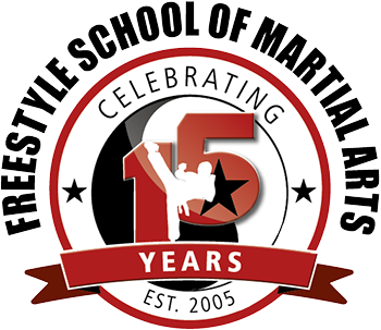 Freestyle School of Martial Arts Logo